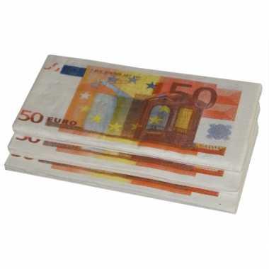 Euro zakdoeken