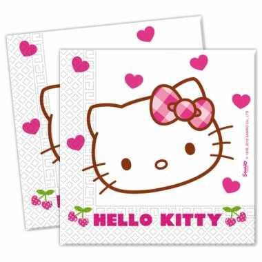Hello Kitty zakdoeken