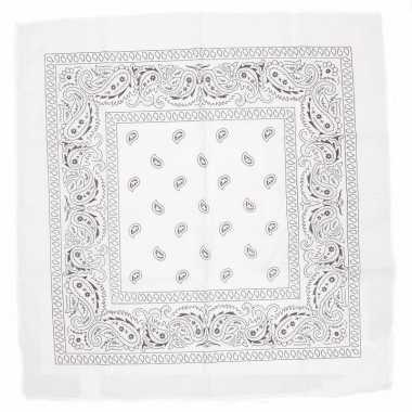 Witte zakdoek