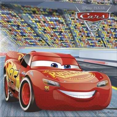 X cars themafeest zakdoeken papier