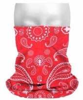 Multifunctionele morf sjaal boeren zakdoek